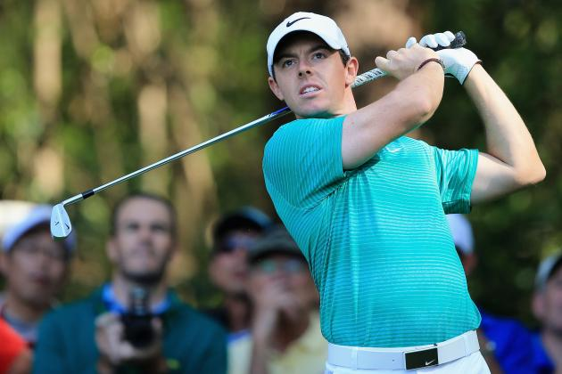 Masters Odds 2014: PGA Stars You Should Pick for Day 1 Bets
