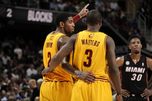 Can Kyrie Irving and Dion Waiters Coexist in Cleveland Cavs Backcourt?