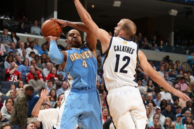 Nuggets' Season Ends with Upside