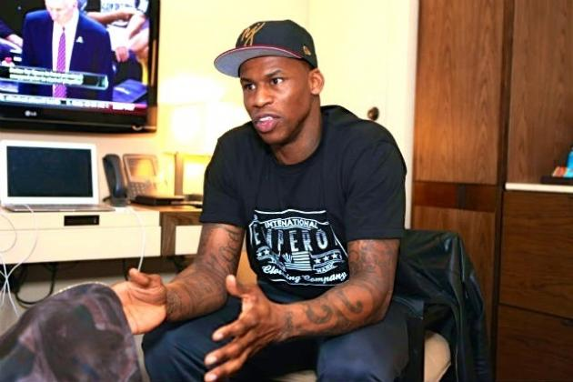 Al Harrington Opens Up on His Fight Through Knee Hell and His Uncertain Future