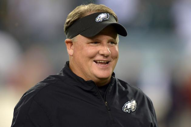 Eagles' Chip Kelly Has Traveled to at Least 12 Pro Days