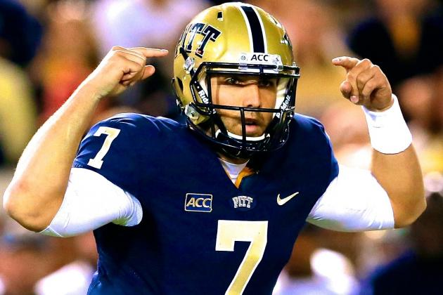 Breaking Down Why Tom Savage Could Be the Best Value Pick of the 2014 NFL Draft
