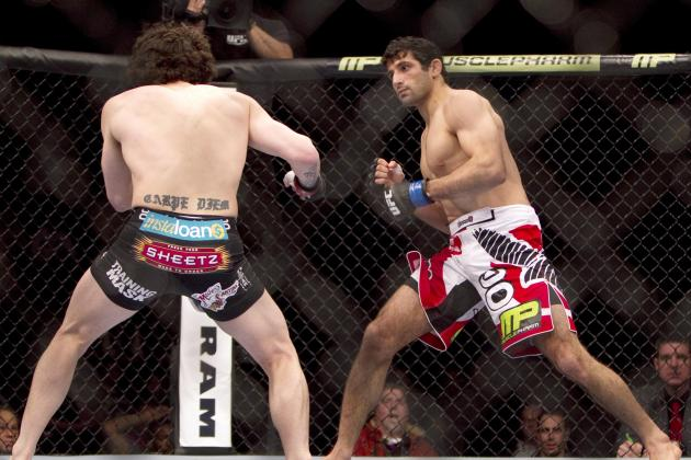 UFC Fight Night 39: Keys to Victory for Beneil Dariush