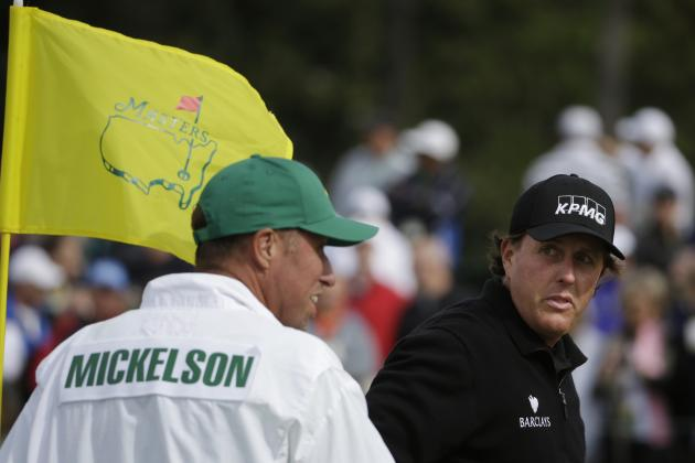 Masters 2014 Tee Times: Full List of Pairings and Schedule Info for Day 1