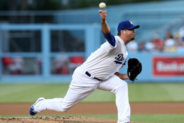 Dodgers Activate Josh Beckett for Wednesday Start