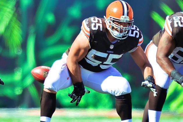 Is C Alex Mack Worth Brewing Multimillion Battle Between Browns and Jaguars?