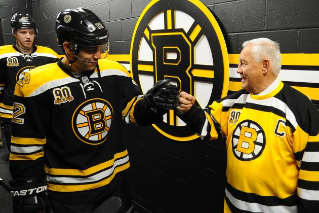 What's the Secret Behind Jarome Iginla's New Life with Boston Bruins?