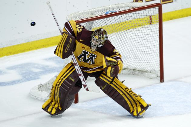 NCAA Hockey 2014: Championship Odds and Frozen Four Bracket Predictions