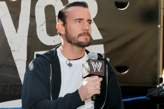CM Punk's Potential Return Has Been Overshadowed by Emerging Superstars
