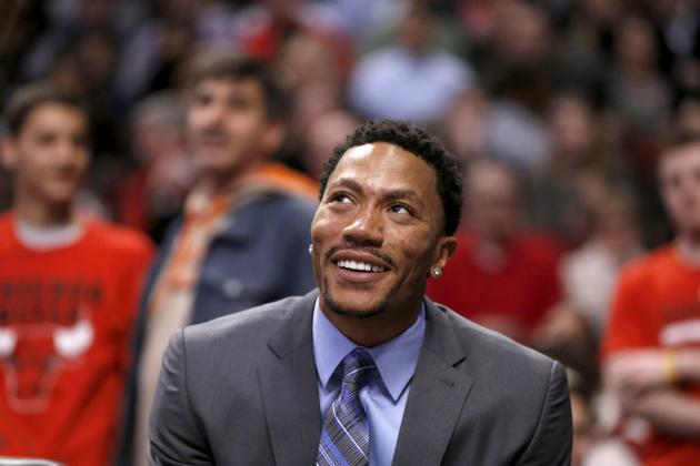 Derrick Rose Will Have Opportunity to Make Team USA World Cup Team If Healthy