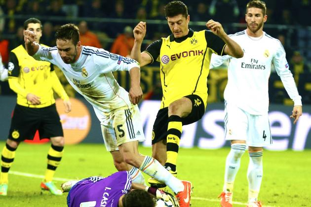 Robert Lewandowski Underlines Real Madrid Issue with Mobile, Physical Forward