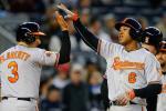 Orioles Spoil Tanaka's Yankee Stadium Debut