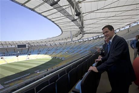IOC Says Talk of Moving Rio Olympics Is 'Premature'