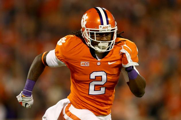 Pros and Cons of the Lions Trading Up for Sammy Watkins