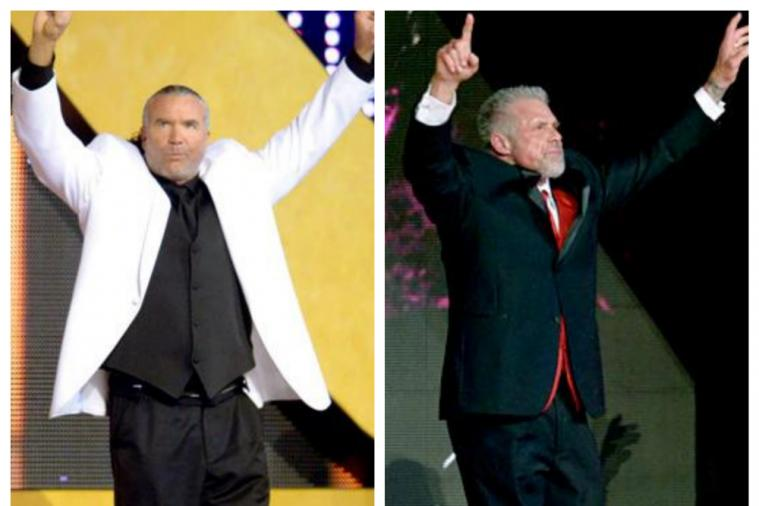 Scott Hall Tweets Homage to Warrior