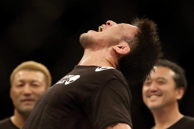 Tatsuya Kawajiri: 14 Years Deep, Pride Veteran Poised for UFC Title Run