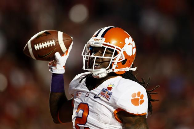 NFL Draft 2014: Rumors and Predicted Landing Spots for Top Wide Receivers