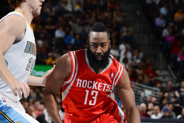 Denver Survives Late Scare from Rockets