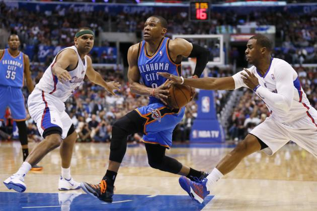 Thunder vs. Clippers: Score, Grades and Twitter Reaction