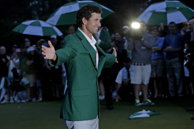 2014 Masters Leaderboard: Real-Time Updates for All Day 1 Leaders at Augusta