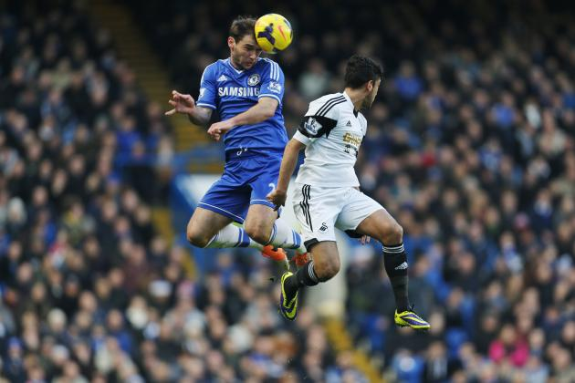 Swansea City vs. Chelsea: English Premier League Odds, Preview and Prediction