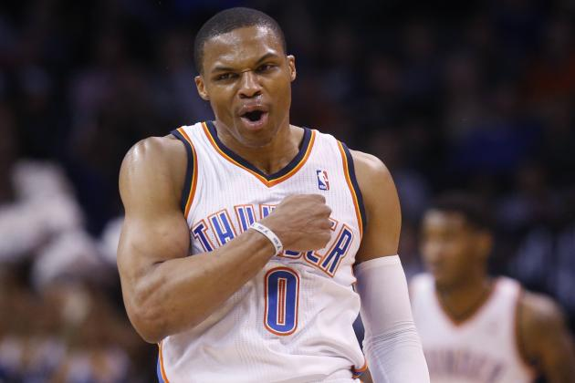 4 Oklahoma City Thunder Weaknesses to Exploit in the NBA Playoffs
