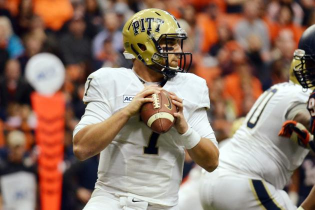 Tom Savage NFL Draft 2014: Highlights, Scouting Report for Houston Texans QB