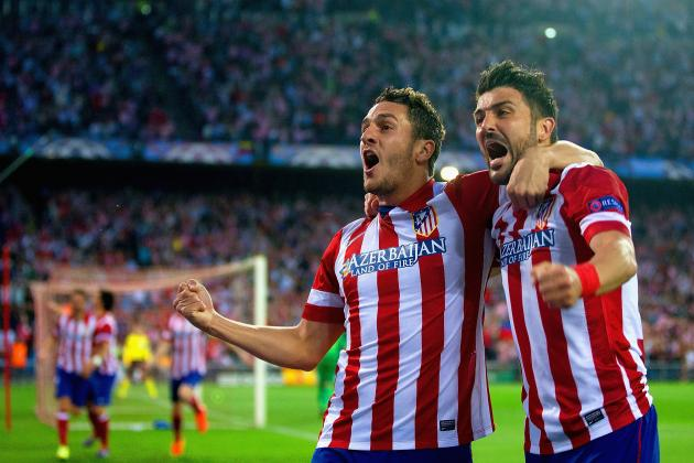 Atletico Madrid Owe Champions League Challenge to Great Home Defence and Koke
