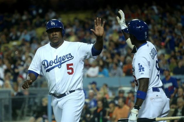 Dodgers Squander 9th-Inning Rally