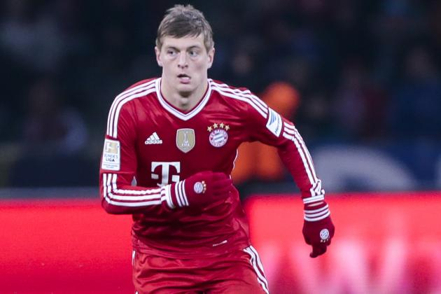 Manchester United Transfer News: Toni Kroos Set for Ed Woodward Talks