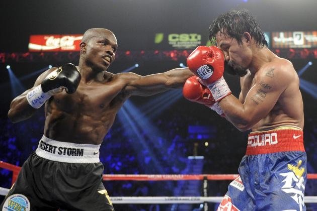 Pacquiao vs. Bradley 2 Odds: Last-Minute Lines for Pac-Man vs. Desert Storm Card