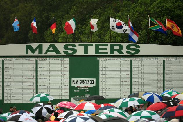 Masters Weather 2014: Updated Forecast Report for Day 1 at Augusta