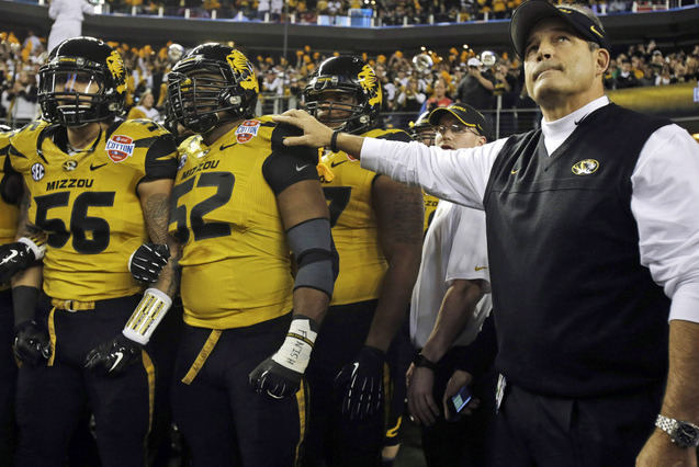 Missouri's Recruiting Roll Proves It Can Stay in the SEC East Discussion