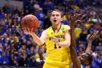 U-M's Stauskas Denies Report He's Entering Draft...