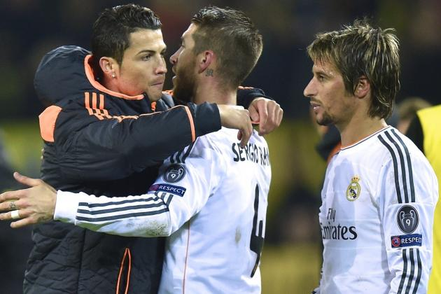 Cristiano Ronaldo Reportedly out of Real Madrid vs. Barcelona Copa del Rey Final