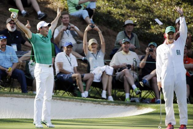 Masters Leaderboard 2014: Day 1 Score Updates and Tournament Predictions