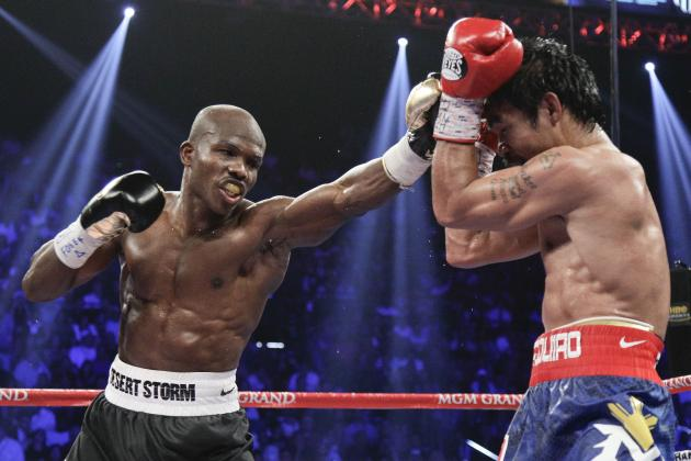 Manny Pacquiao vs. Timothy Bradley: What Twitter Universe Predicts for Rematch