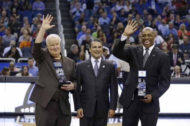 Pat Williams and Nick Anderson Inducted into Orlando Magic Hall of Fame