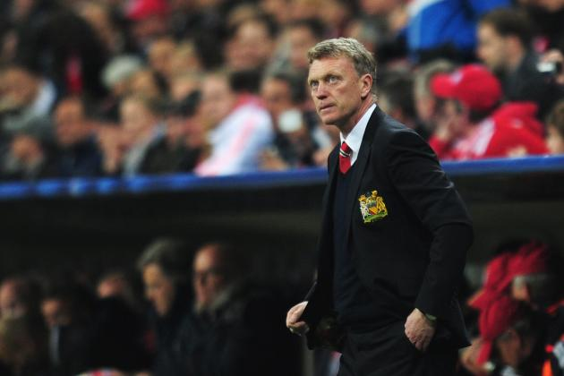 David Moyes Faces a Tough Task to Get Man United Back into the Champions League
