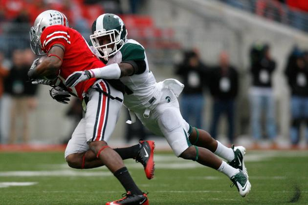 Michigan State's Darqueze Dennard Brings Physical Approach