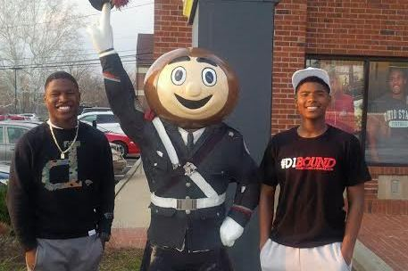 2017 ATH Recruit Darnay Holmes Has NFL Genes, Talks Ohio State Visit