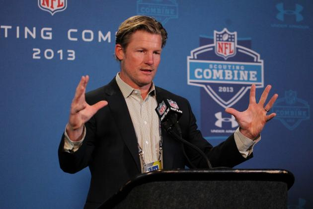Will Deep 2014 NFL Draft Class Invite More Trades Than Usual?