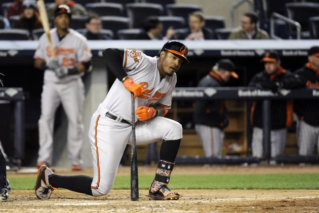Orioles' Adam Jones Isn't Buying into the Hype Around Yankees' Masahiro Tanaka