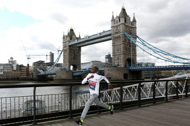 London Marathon 2014: Route, Start Time, Date and TV Info