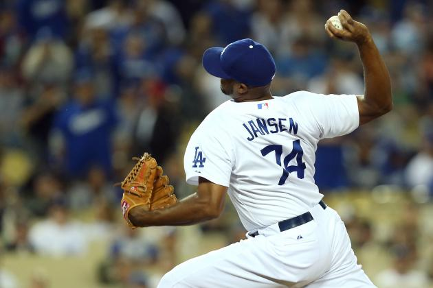 Kenley Jansen Struggles, Dodgers Not Worried
