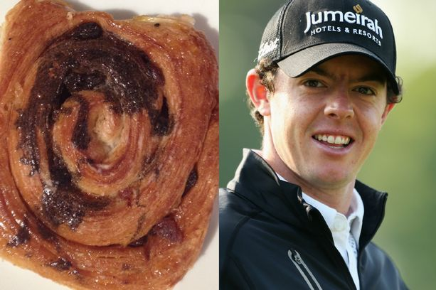 Man Bets on Rory McIlroy to Win the Masters After Seeing His Face in a Pastry