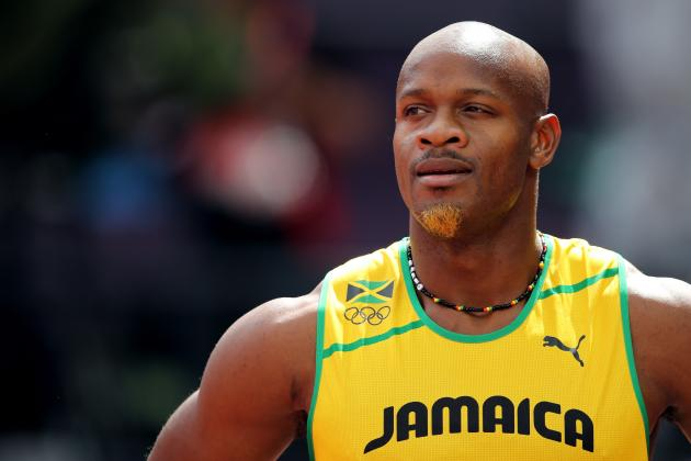 Asafa Powell Banned 18 Months for Doping Violation