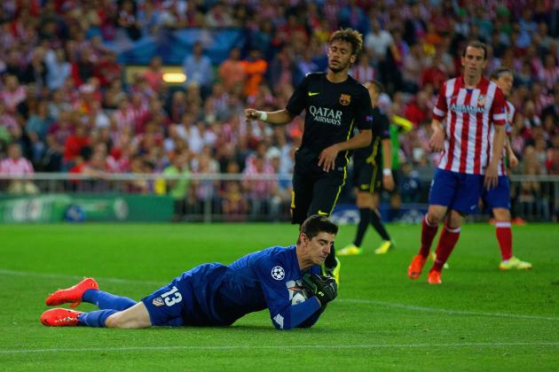 Should Courtois Play If Atletico Madrid Draw Chelsea in Champions League?