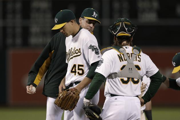 A's Deep, Dominant Bullpen Makes Quick Jim Johnson Hook a No-Brainer