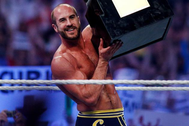 Cesaro and Paul Heyman Is a Pairing Made in Heaven